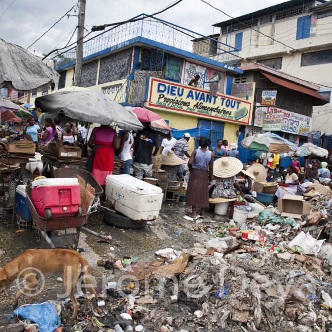 Haiti-PortPrince-Marché