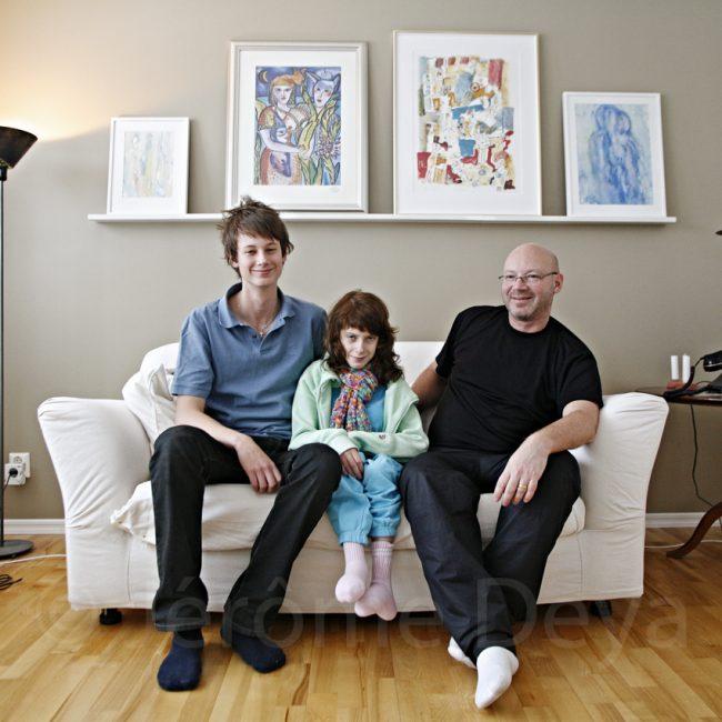 Suede-Täby-Famille George Rocksten-Katrin